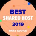 Tilldelas de företag som finns med på listan över de 10 bästa webbhotellen med delat värdskap